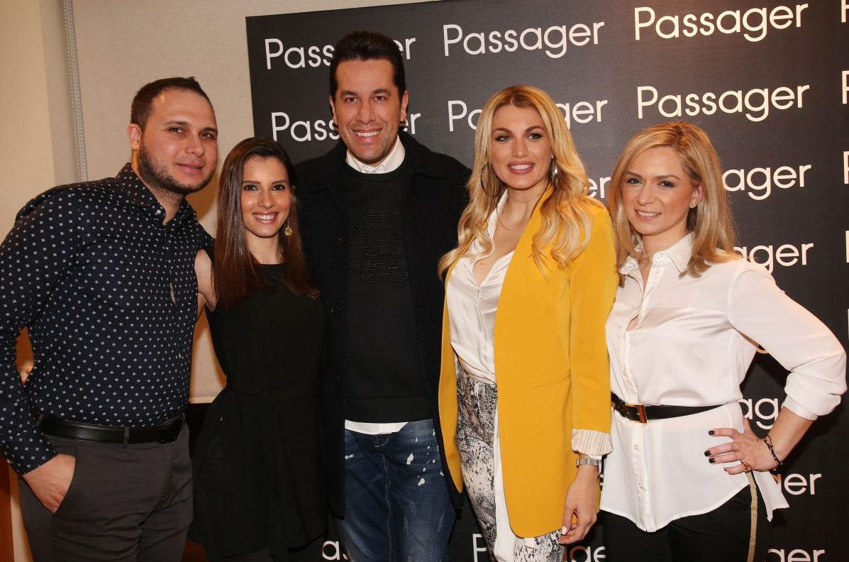 """857f6783906a Konstantina Spiropoulou is the new face of """"Passager""""!"""