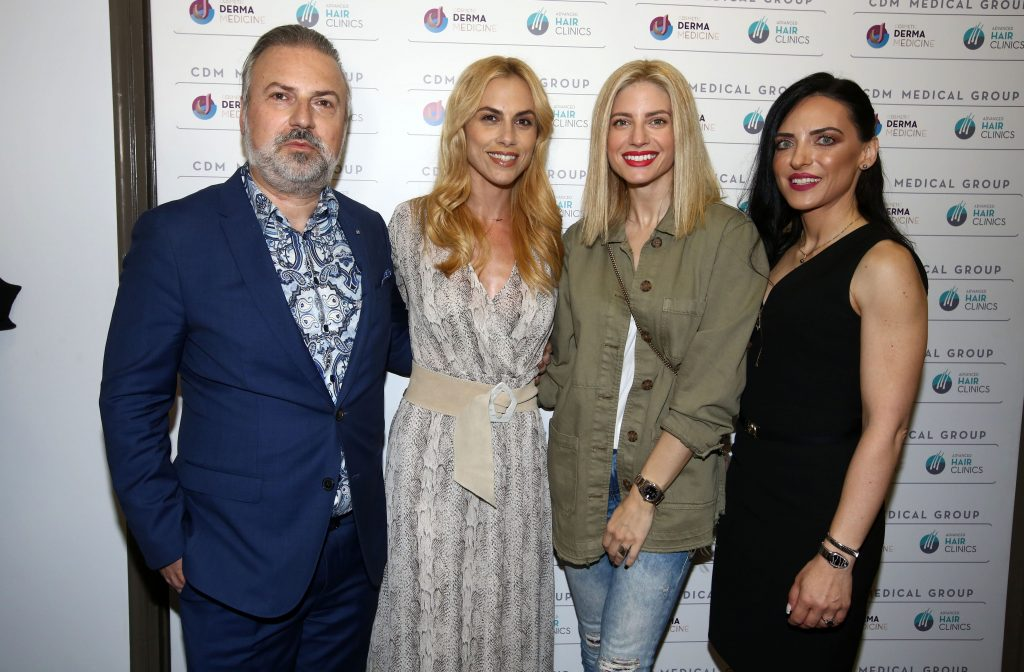 """COSMETIC DERMA MEDICINE MEDICAL GROUP"" inaugurated a new clinic in the heart of Peristeri with a special opening party!"