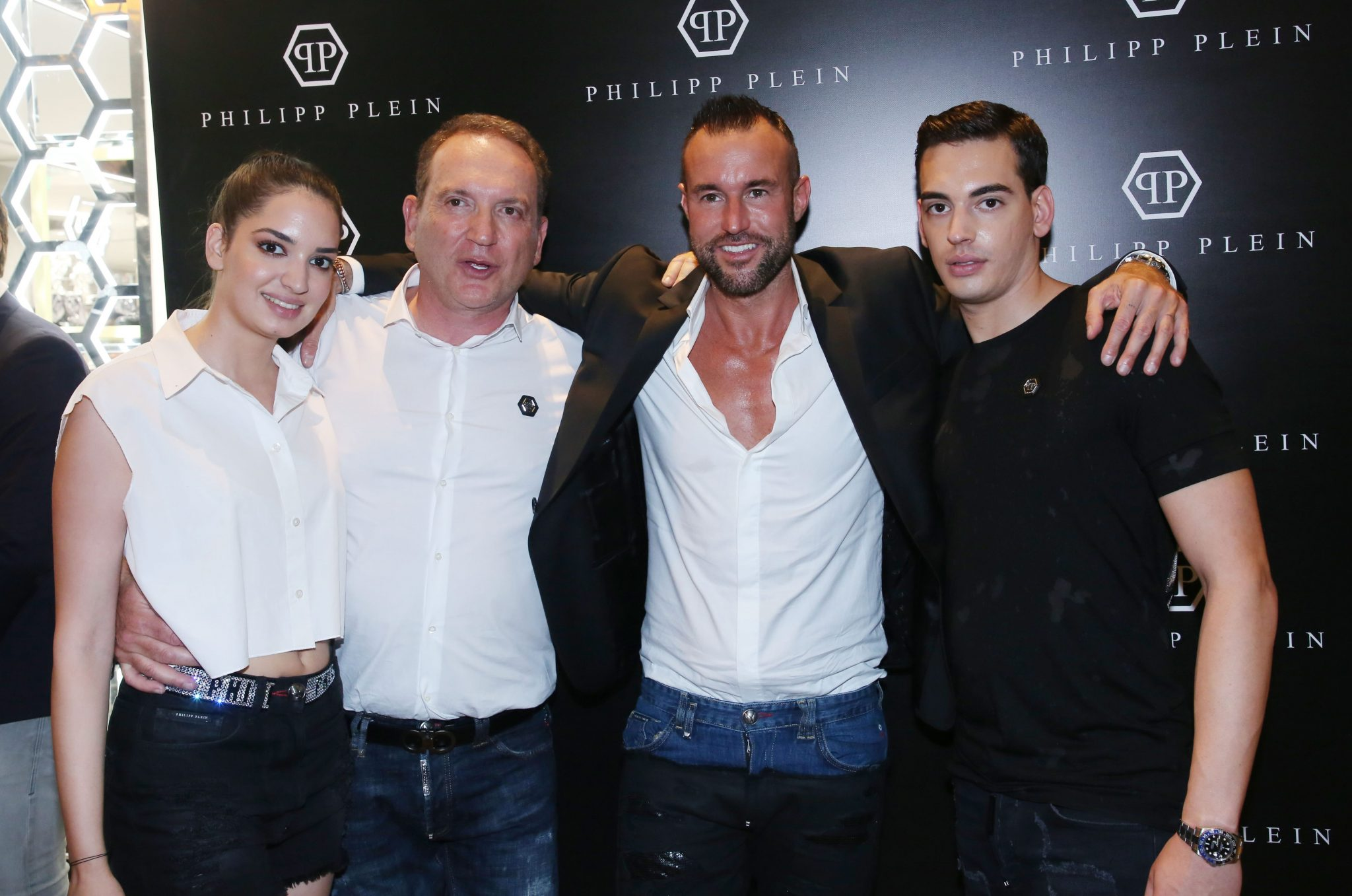 PHILIPP PLEIN | ATHENS BOUTIQUE OPENING & AFTER PARTY