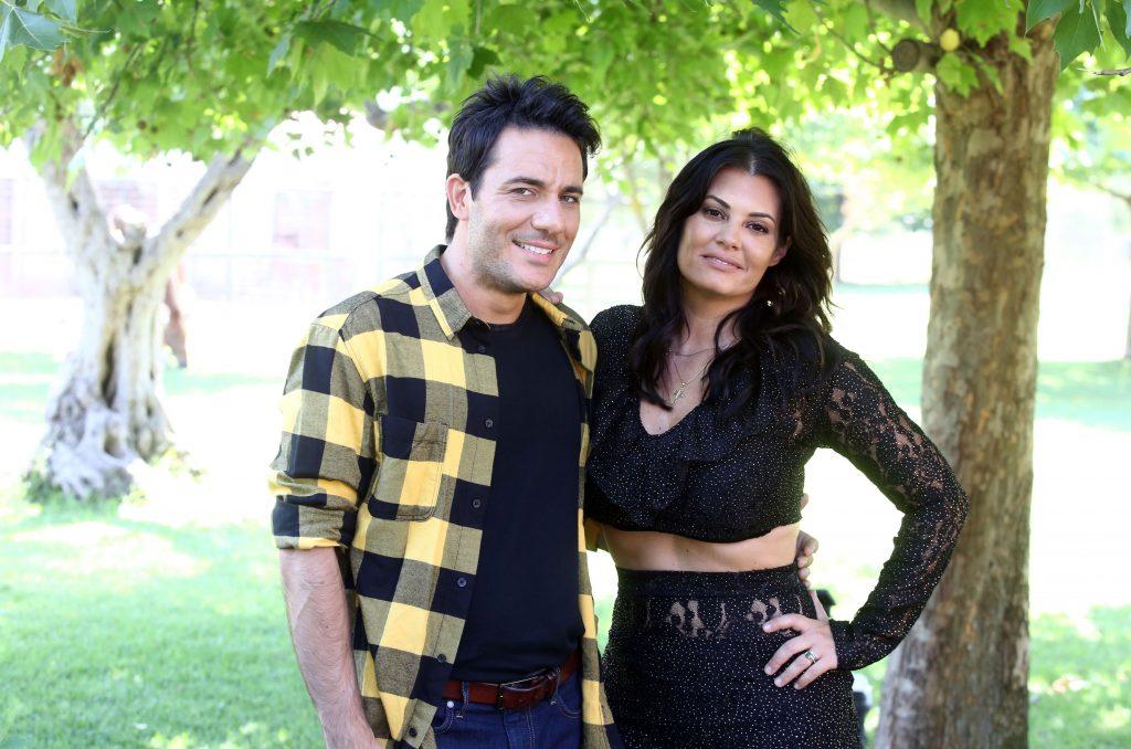 Η Μαρία Κορινθίου guest star στο νέο video clip του Παύλου Μελή σε σκηνοθεσία Γιάννη Παπαδάκου!