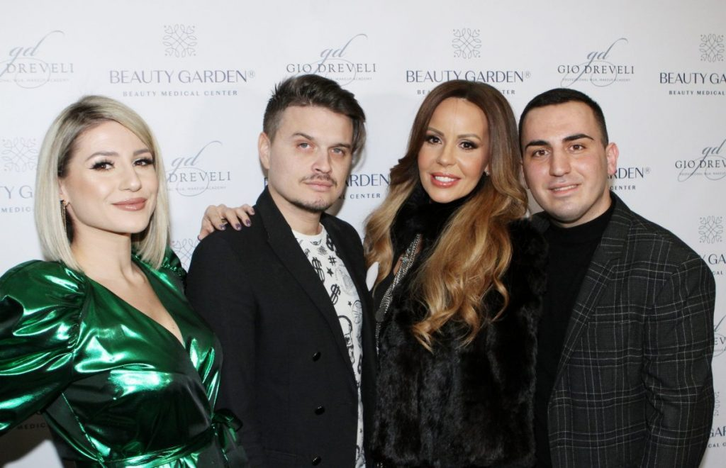 """Λαμπερά εγκαίνια για το νέο πρότυπο Κέντρο Ομορφιάς """"Beauty Garden"""" στην καρδιά της Θεσσαλονίκης!"""