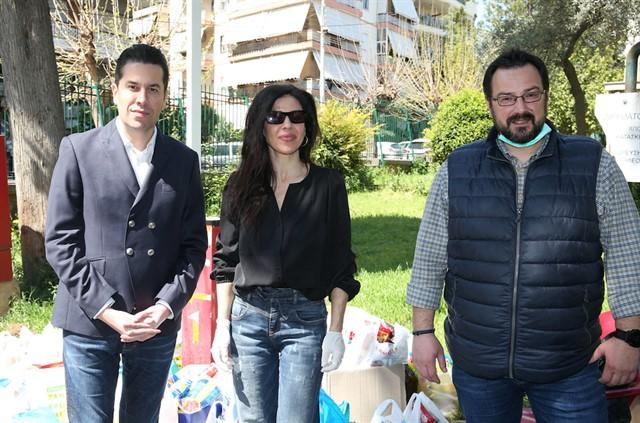 """Η """"Beautiful People""""Pr-Eventsυποστήριξε έμπρακτα το """"Γηροκομείο Αθηνών""""!"""