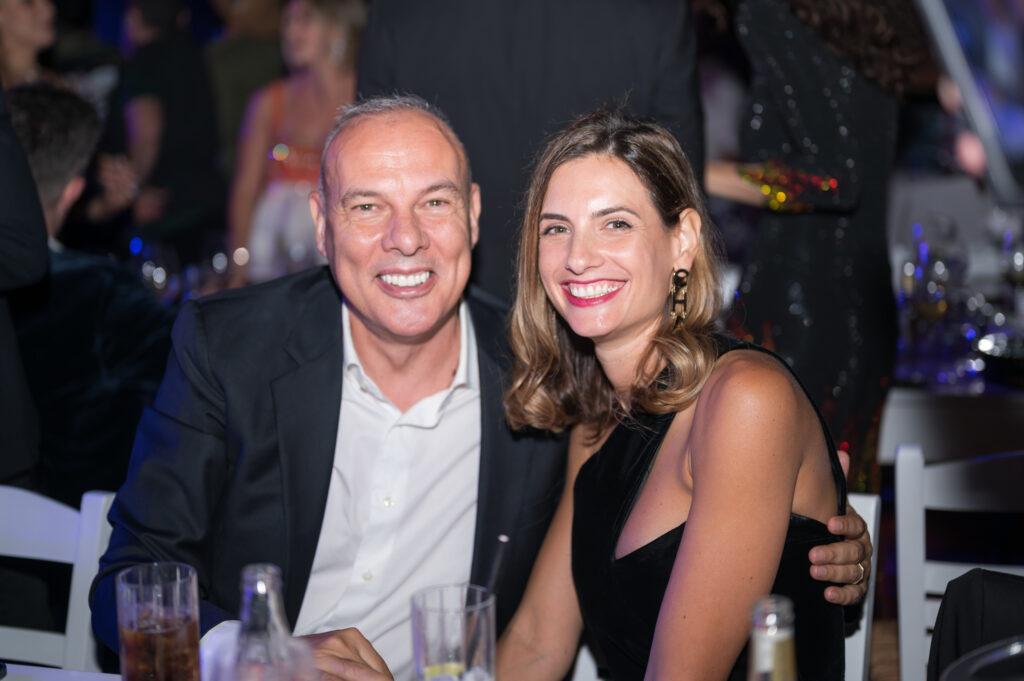 """Λαμπεροί καλεσμένοι και αγαπημένα πρόσωπα βρέθηκαν σε ένα """"Made in Mykonos"""" sunset event στο Nammos Dubai με guest Dj τον Βασίλη Τσιλιχρήστο."""